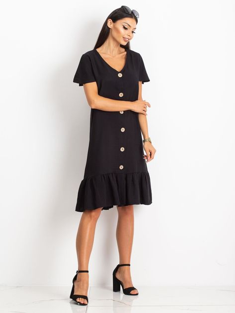 Czarna sukienka Corner                              zdj.                              1