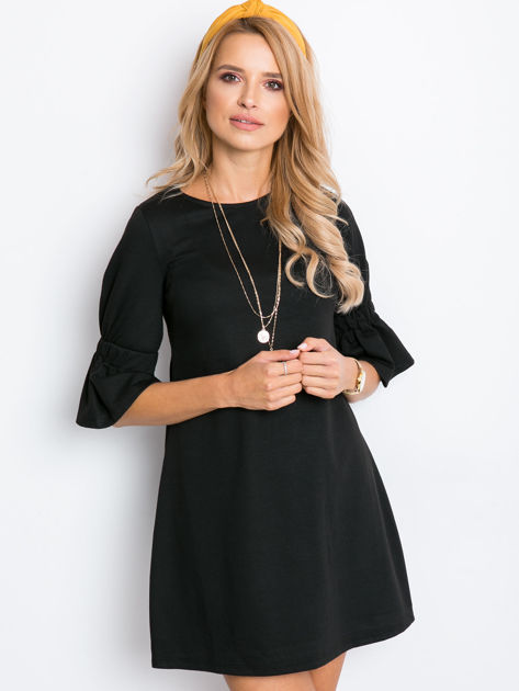 Czarna sukienka Fame                              zdj.                              6