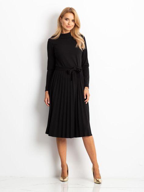 Czarna sukienka Midnight                              zdj.                              1
