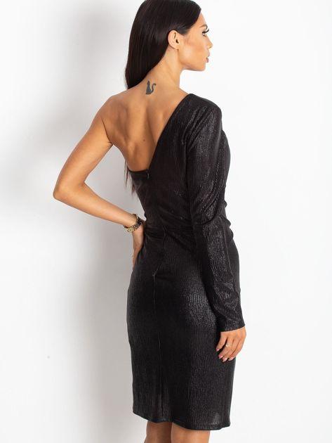Czarna sukienka Party                              zdj.                              2