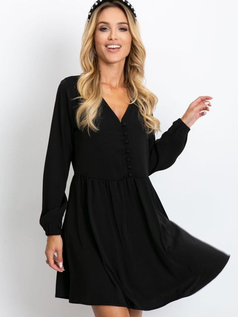 Czarna sukienka Reason                              zdj.                              1