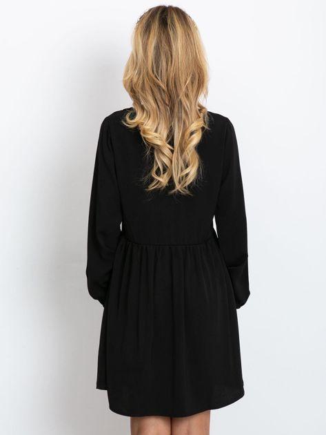 Czarna sukienka Reason                              zdj.                              2