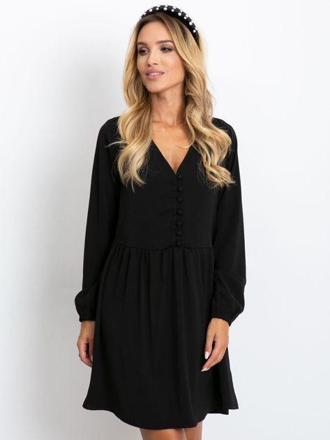 Czarna sukienka Reason                              zdj.                              5