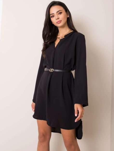 Czarna sukienka Stella
