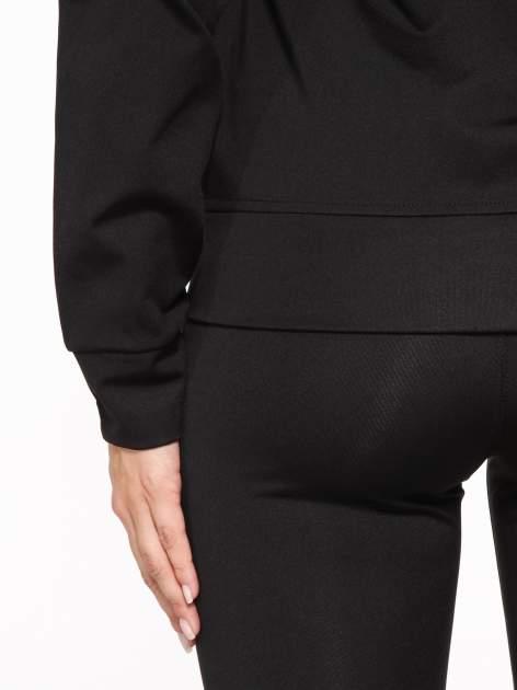 Czarna termoaktywna bluza do biegania z fluozielonymi wstawkami ♦ Performance RUN                                  zdj.                                  9