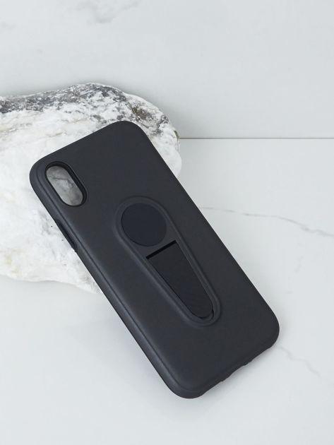 Czarne etui na iPhone X                              zdj.                              2