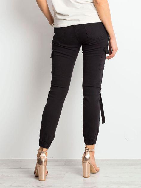 Czarne jeansy Remember                              zdj.                              2