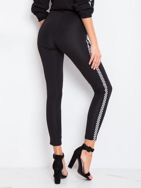 Czarne legginsy Sindy                              zdj.                              2