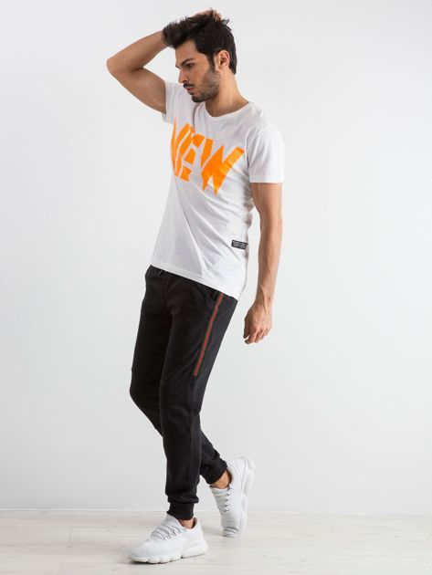 Czarne męskie dresy Simplicity                              zdj.                              5