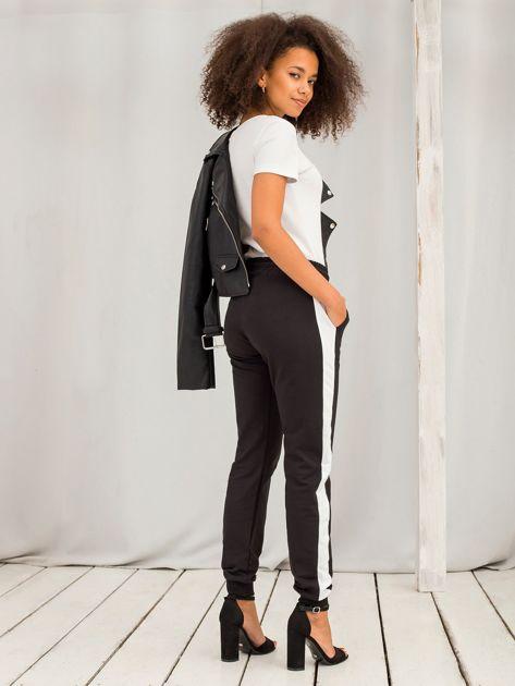 Czarne spodnie Carter                              zdj.                              10
