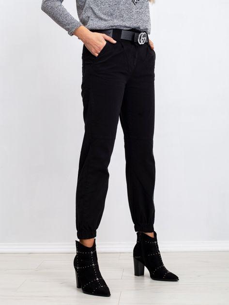 Czarne spodnie Impulsive                              zdj.                              3