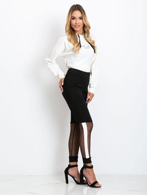 Czarne spodnie Melody                              zdj.                              4