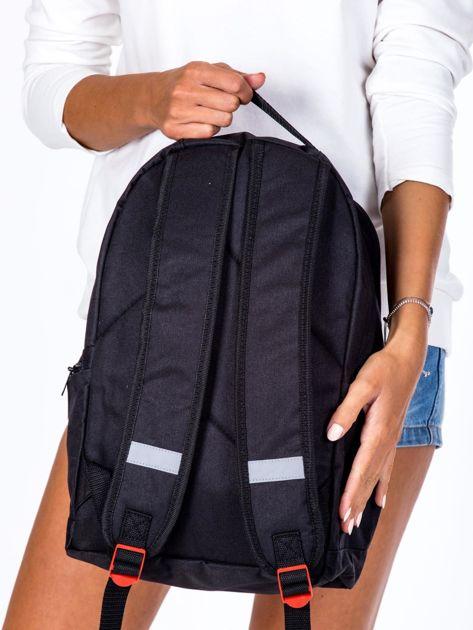 Czarny plecak z motywem ANT-MAN                              zdj.                              3