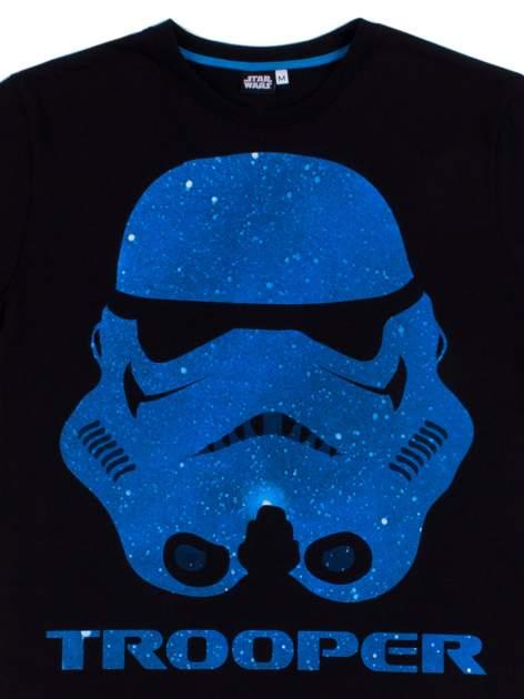 Czarny t-shirt męski STAR WARS                                  zdj.                                  11