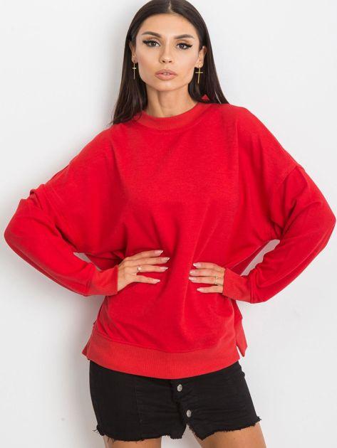 Czerwona bluza Wild                              zdj.                              5