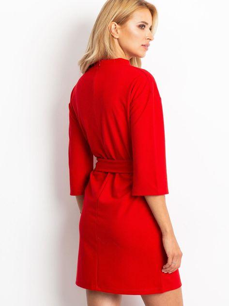 Czerwona sukienka Winner                              zdj.                              2