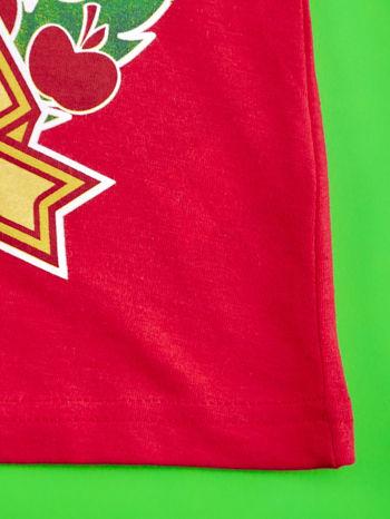 Czerwony t-shirt dla dziewczynki EQUESTRIA GIRLS                                  zdj.                                  5
