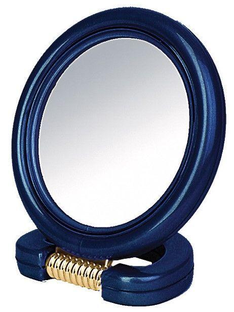 DONEGAL Dwustronne lusterko kosmetyczne okrągłe 12cm (9504)