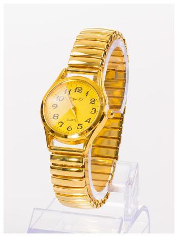 Damski zegarek na elastycznej bransolecie Bardzo kobiecy. Mała tarcza. Delikatny.                                  zdj.                                  2