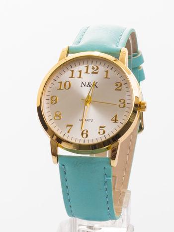 Damski zegarek - z tych, jaki przynajmniej jeden powinno się w szufladce mieć. Na każdą okazję i do wszystkiego!                                  zdj.                                  1