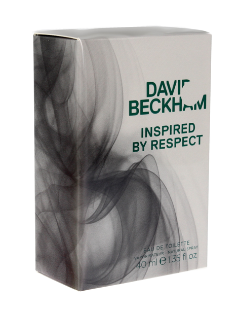 "David Beckham Inspired By Respect Woda toaletowa 40ml"""