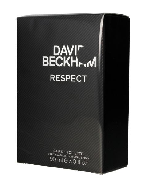 "David Beckham Respect Woda toaletowa  90ml"""