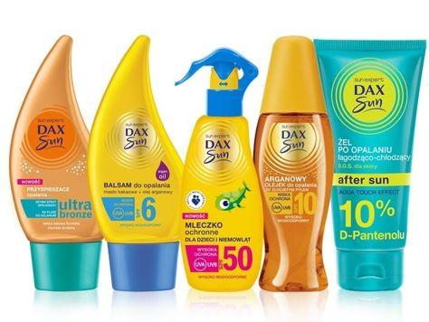 Dax Sun Krem ochronny dla dzieci i niemowląt na słońce SPF 50  75 ml                              zdj.                              3