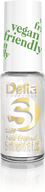 "Delia Cosmetics Vegan Friendly Emalia do paznokci Size S nr 202 Candy Rose  5ml"""