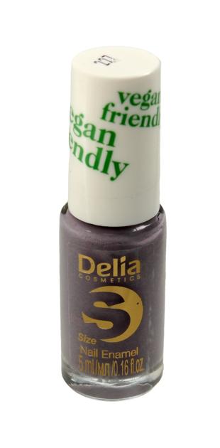 """Delia Cosmetics Vegan Friendly Emalia do paznokci Size S nr 227 Dynamite  5ml"""""""