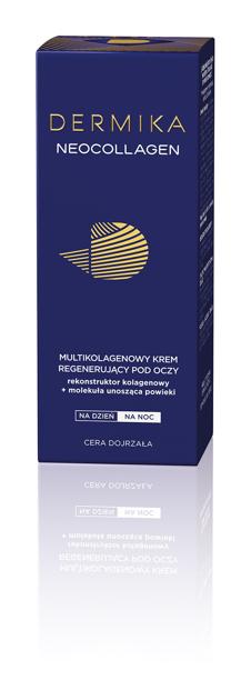 """Dermika Neocollagen Krem regenerujący pod oczy 15ml"""""""