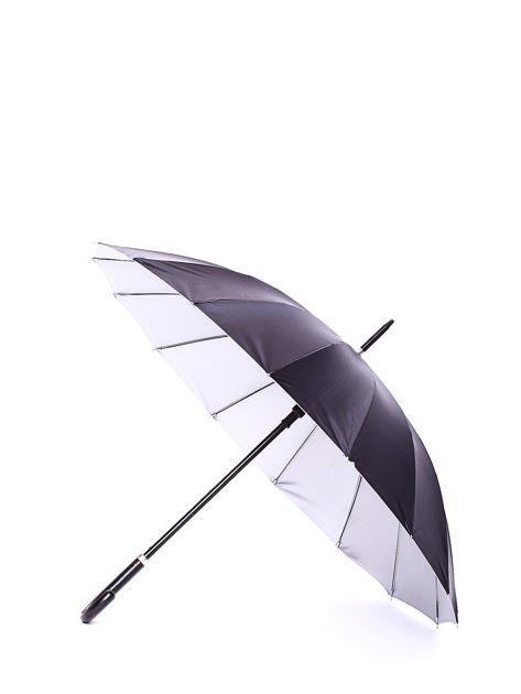 Długi czarny parasol                              zdj.                              1