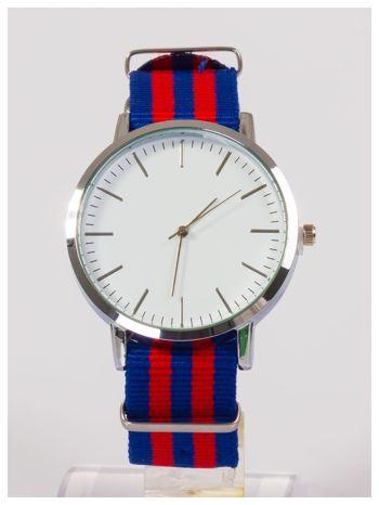 Duża tarcza  Nowoczesny i elegancki zegarek unisex. Doskonały na każdą okazję.                                  zdj.                                  1