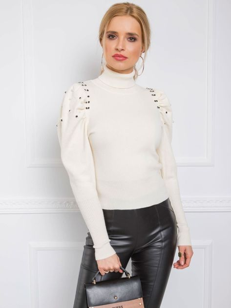 Ecru bluzka Mila