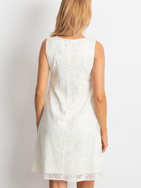 Ecru sukienka Free                              zdj.                              2