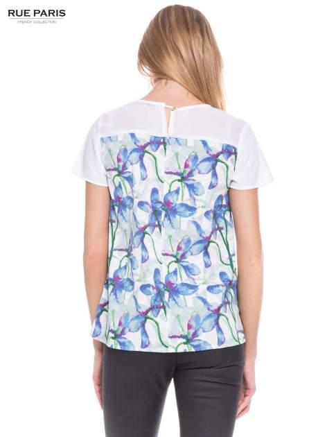 Elegancka koszula w kwiaty                                  zdj.                                  3