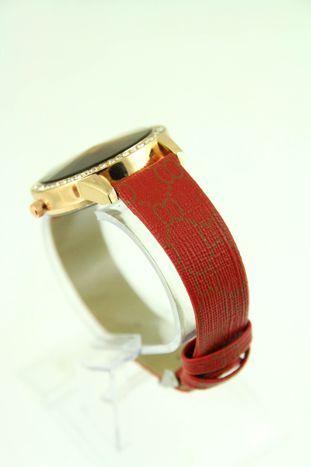 Elegancki damski zegarek z cyrkoniami                                  zdj.                                  3