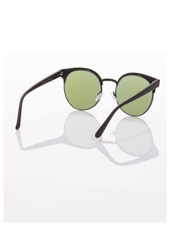 FASHION okulary przeciwsłoneczne KOCIE OCZY VINTAGE                                  zdj.                                  4