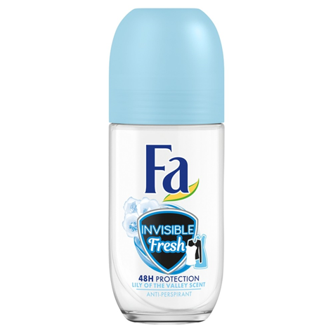 """Fa Invisible Fresh 48H Dezodorant roll-on Lily Of The Valley 50ml"""""""