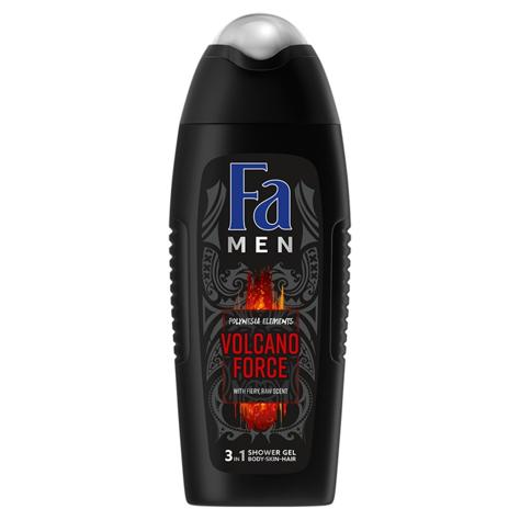 "Fa Men Polynesia Elements Żel pod prysznic 3in1 Volcano Force 400ml"""