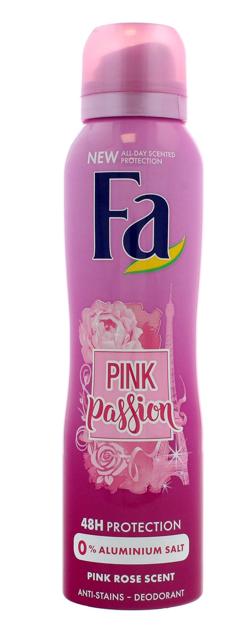 "Fa Pink Passion Dezodorant w sprayu 150ml"""