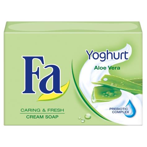 """Fa Yoghurt Aloe Vera Mydło w kostce 90g"""""""