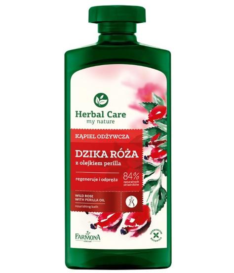"""Farmona Herbal Care Kąpiel odżywcza Dzika Róża  500ml"""""""
