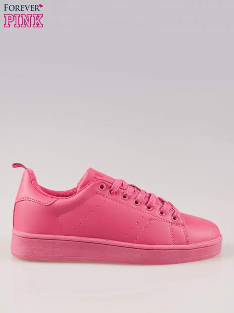 Fuksjowe buty sportowe damskie