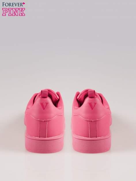 Fuksjowe buty sportowe damskie No Limit                                  zdj.                                  3