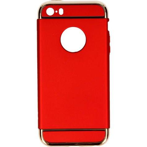 Funny Case ETUI COBY SMOOTH IPHONE 5G CZERWONY