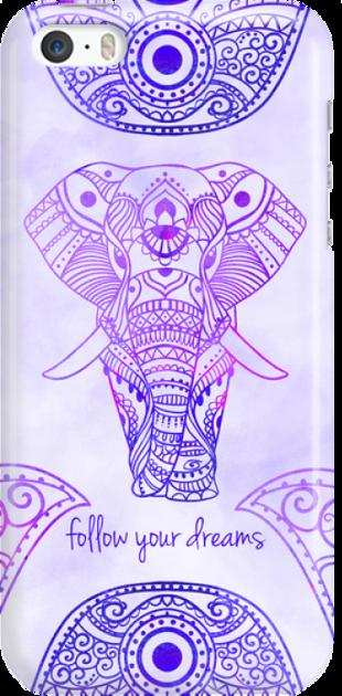 Funny Case ETUI IPHONE 5G ELEPHANT