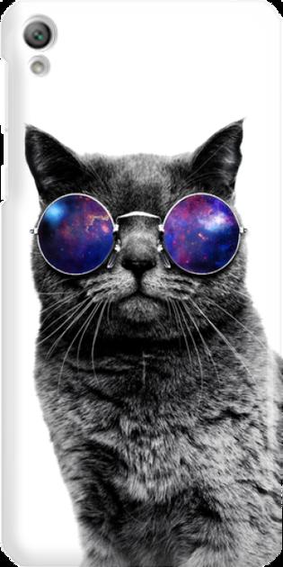 Funny Case ETUI SONY XPERIA E5 CAT