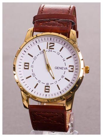 GENEVA Męski zegarek. Świetna prezencja i elegancja gwaratowane!                                  zdj.                                  1