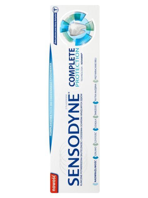 GSK Sensodyne Pasta do zębów Complete Protection 75 ml