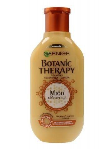 Garnier Botanic Therapy Szampon do włosów bardzo zniszczonych Miód & Propolis  250 ml